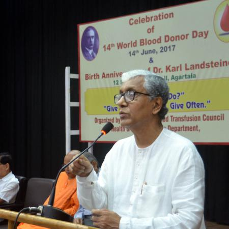 World Blood Donor Day-2017